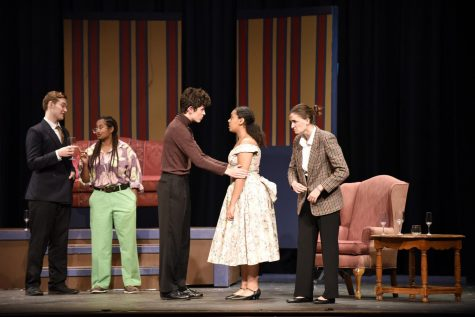 "Lee High School's Twist with Peter Pan's Sequel, ""Peter and the Starcatcher"""