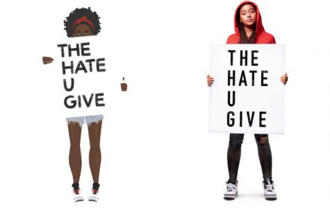 The Hate U Give, as seen in book cover and movie poster, is worth the read.