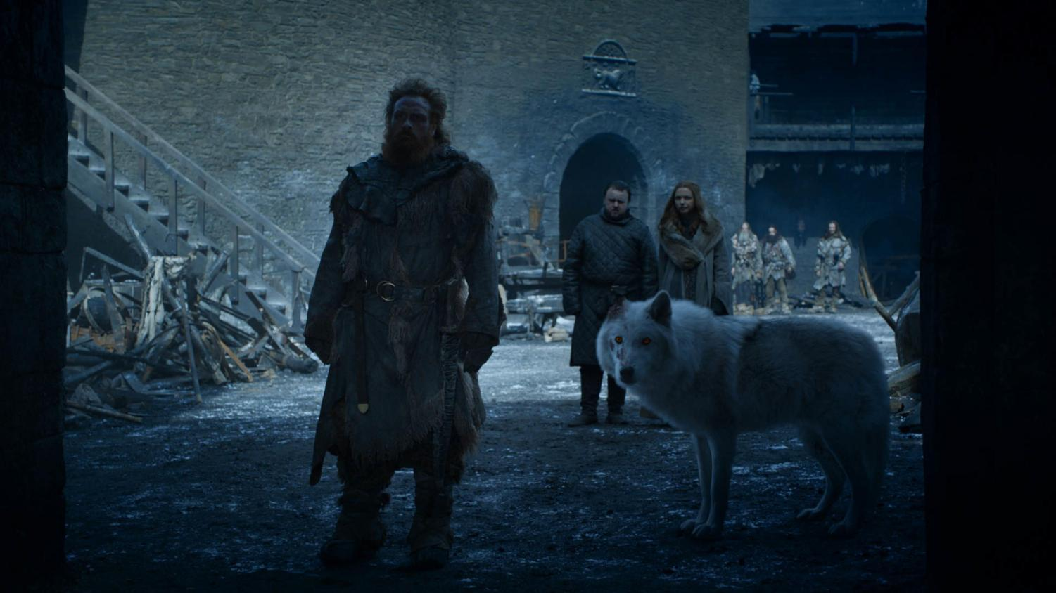 Who survived the season finale of Game of Thrones?