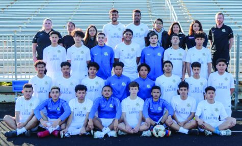 Lee Legends: Boys Soccer Competes in Regionals