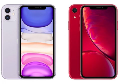 Can you spot the difference? Apple's 2019 iPhone 11 has had some improvements from the iPhone XR.
