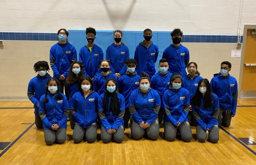 Despite an athlete shortage, Lewis' winter track & field team persevered during their pandemic season.