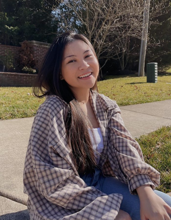 Sophomore Vivian Nguyen developed a sense of pride for her Vietnamese heritage over the years and condemns America